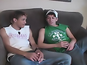 Oh my do these two twinks makes a perfect span gay...