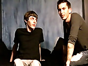 Emo twins kissing and sexy gay old men fucking boys - at Tasty Twink!