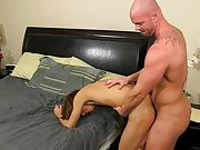 Hot sportsmen with their cocks and guy licking other...