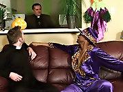 Ball sucking homo emo interracial and gay...