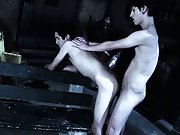 Cross dressing twink ass and erotic spanking of...