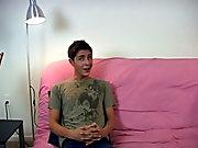 Corey licked Derek's nipples and then took over...