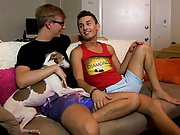 Big gay cock raw anal toons and gay twink big cock sex