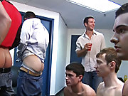 I mean this brother is completely homosexual right down to shaving his balls and having the pledges give him head gay male group sex pictures