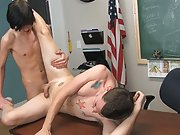 Naked twinks crucified and erotic video twink first bj at Teach Twinks