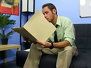 Gay naked fat men and guys massaging each other big wet dicks at My Gay Boss