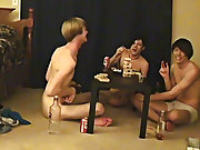 """"""" This is a lengthy clip for you voyeur types who like the idea of watching those chaps receive naked, drink, talk and play filthy games gay twin"""