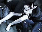 Male gay art groupe and gay guys group sex - Gay Twinks Vampires Saga!