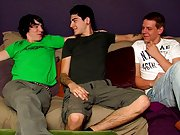 Young teenage twink nipple licking and gay young boy porn tgp gay twinks - Jizz Addiction!