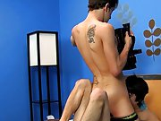 Men sexy anal porn sperm out and cute blonde guys feet at Boy Crush!