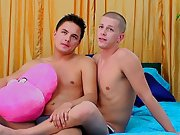 Roxy red twink fuck movies and unusual gay ass fucking positions - at Real Gay Couples!