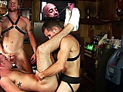 Handsome gets on his back to take an aggressive pounding up the ass muscle groups pictures me at Backroomfuckers