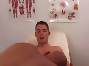 The exam continued and the Dr Swallowcock pulled down his panties and I took his rod in my mouth xxx gay twink boy