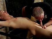 Gay male facesitting and bondage and free gay bondage clip - Boy Napped!