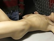 Naked shaved men gifs and big balled blonde boy