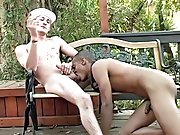 Twin outdoor solo sex movies and black gay fucking...
