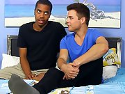 Young twink up the ass gay mobile porn video and cut black cock pictures - at Real Gay Couples!