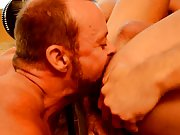 Sexy hot gay kissing with penis and gay guys fucking...