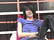 Hairdresser and ample time Scene / Emo boy Brandon...