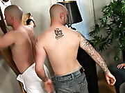 Hardcore erotic gay porn...