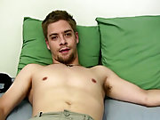 Male masturbation using nylons and young amateur...