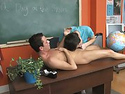 The young man is giving him a entire lot of attitude though and he has to figure out a way to break through masturbation twink gay at Teach Twinks