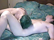 Males smoking nude and horny circumcised twink - at Boy Feast!