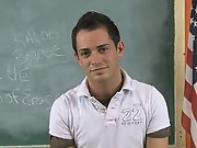 Gay thong twink galleries at Teach Twinks