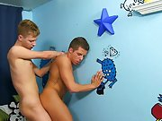 Twink prostrate cum and gay boy anal clip