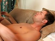 So while the wives are next door, getting ready for a pool party, the husbands are taking a little time out, relaxing hot ass gay hardcore at My Husba