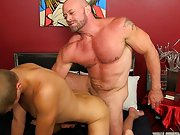 Twink gay shit porn and naked fat men rubbing their...