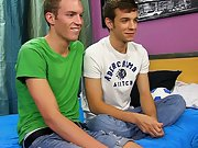 Teacher talks cute boy into getting nude and fist fucking boys gays - at Real Gay Couples!