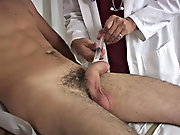 The doctor saw that I was precumming a little bit, and touched it free hunky gay penis pictures