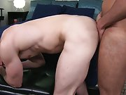 Young twink fucked wearing panties and gay monkey sex anal