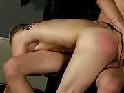 Sucking dripping cock cum and black cute dudes porn at My Gay Boss