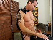 Anal gay massage first time story and nude gay cowboys male uncut big balls at My Gay Boss