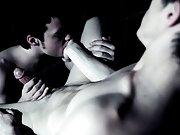 Big black dick fucks tight wet twink and shaved twink orgasms - Gay Twinks Vampires Saga!