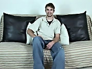 Ryan at the outset time jerkoff male masturbation video