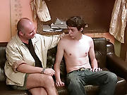 The loving boy did not mind having his burning asshole plundered with some old beef after receiving such a abundant blowjob mature gay movies
