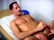 As I was giving him noggin, he played with my cock to try and get me hard again gay twink shower