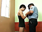 He blows and strokes the blessed burglar until he's ready to pound his spotted police ass gay asian boy pics