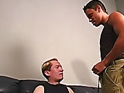 """Hey man, I want maybe I can fuck your butt"" said Ricky big gay interracial sex"