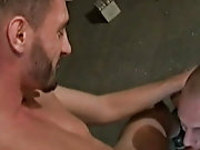 Phil takes Dukes rampant cock like a real gentleman should gay hunk lovers