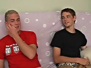 I think that Devon was actually getting into it, and was looking forward to having Shawn's dick in his back talk gay porn boys young stor