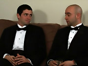 It's a black confine interest when Sam Swift and Johnny Maverick smack into in their first ever two man dick prom gay hunk sex