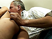 The penetration feels so good the boy creams the chair only after a couple of thrusts gay hardcore maxx