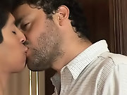All hard and worked up, the boy decides to return the oral favor veronica zemanova fre