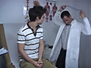 Nurse Derek made me make an appointment to concern in arrears in to the clinic for a follow up take in when the doctor would be capable to go all thro