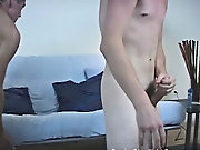 Joe let effectively a shout that he was getting close to cumming and sure enough he shot his load just onto Jeremy's chest men group masturbation