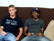 Broke Straight Boys interracial gay porn rough